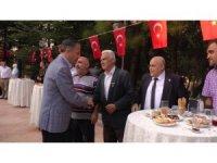 Gaziantep protokolü bayramlaştı