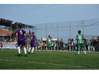 Ziraat Türkiye Kupası 1. Tur: Sinopspor: 4 - Ünye 1957: 2