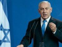 İsrail Başbakanı Netanyahu'dan Suriye ve İran'a tehdit