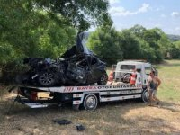 Kazada yaralanan sürücü öldü
