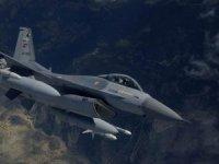 Kuzey Irak'ta hava harekatıyla 7 terörist etkisiz hale getirildi
