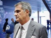 Beşiktaş Teknik Direktörü Güneş: Süper Lig'de yabancı futbolcu sayısı çok fazla