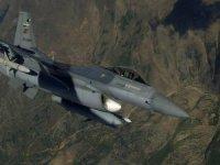 Hakurk'a hava harekatı: 3 terörist etkisiz hale getirildi