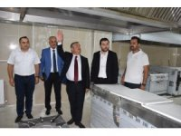 """Maviş: """"Sinop'a 1372 kapasiteli yurt kazandırıyoruz"""""""