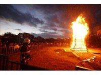 Kırklareli'nde yapılan festival 200 bin kişiyi ağırladı