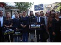 AK Parti Giresun İl Başkanlığı Menderes'in idamının yıldönümünde açıklama yaptılar