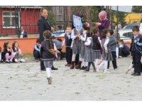 Ardahan'da eğitim öğretim yılının ilk ders zili çaldı