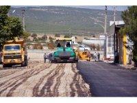 Dinar Yeni Sanayi Sitesi asfalta kavuşuyor