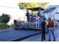 Alaplı'da 13 yıl sonra sıcak asfalt heyecanı