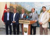 Türkiye Tarihi Kentler Birliği Şanlıurfa buluşması