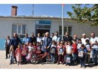 40 Öğrenci ile başladı 40 köy ile devam ediyor