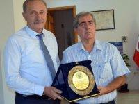 Aydın ASKF Başkanı Arıkan'dan Başkan Atabay'a ziyaret