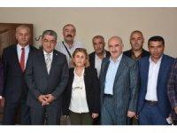 CHP'li Serter'in Muş Ziyareti