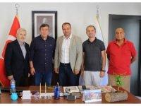 Türkiye Bisiklet Federasyonu'ndan TSYD'ye ziyaret