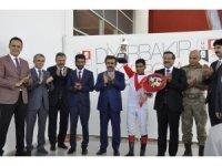 Diyarbakır'da 'Karpuz Kupası' koşusu yapıldı