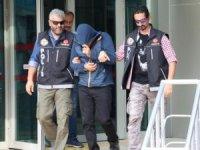 Uyuşturucu ticareti yaptığı iddiasıyla gözaltına alınan zanlı tutuklandı
