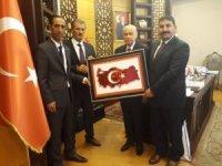 Aydıntepe Belediye Başkanı Şentürk, başkanlık için yeniden aday