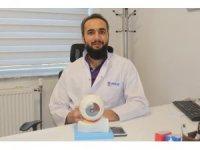 Van'da glokom tedavisinde 'implant' uygulaması