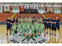 Mamak Belediyesi Basketbol Takımı Türkiye Basketbol Ligi'nde