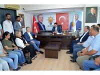 """Mustafa Savaş; """"Didim projelerimizi Bakanımız açıklayacak"""""""