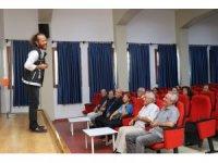 Toros Üniversitesi'nde 'Madde Kullanımı ile Mücadele' konferansı