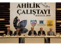"""Başkan Altay: """"Yerli üretelim, yerli tüketelim"""""""
