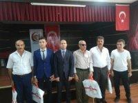 Sason'da 19 Eylül Gaziler Günü kutlandı