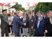 Tekirdağ'da Gaziler Günü törenleri