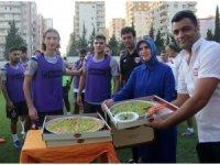 Adanaspor'da Boluspor maçı hazırlıkları sürüyor