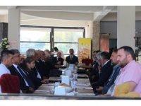 Başkan Bekler'den Gazilere kahvaltı programı.