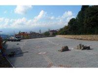 İzmit Belediyesi'nden Tepeköy'e parke