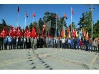 Develi'de Gaziler Günü etkinliği