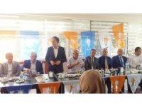 Edremit AK Parti'den birlik ve beraberlik kahvaltısı