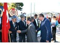 Alaplı ilçesinde Gaziler Günü dolayısıyla tören düzenlendi