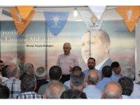 AK Parti'li Bilen'den Kula çıkarması