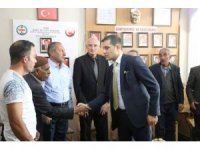 Tutak'ta 19 Eylül Gaziler Günü törenle kutlandı