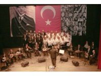 Büyükşehir Türk Sanat Müziği Korosu kayıtları devam ediyor