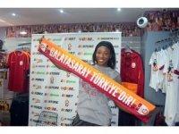 Cursty Jackson Galatasaray'da