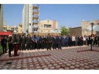 Silopi'de 19 Eylül Gaziler Günü kutlandı