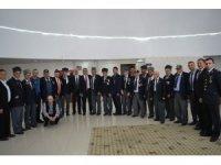 Başkan Bozkurt'tan gaziler onuruna yemek