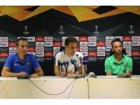 """Akhisarspor Teknik Sorumlusu Cem Kavçak: """"Kazanacağımıza inanıyoruz"""""""