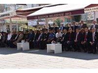Bozüyük'te Gaziler Günü törenle kutlandı