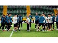 Krasnodar'da Akhisarspor maçı hazırlıkları tamam