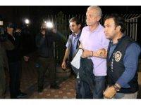 Azeri iş adamı İsmailov'u öldüren zanlılar adliyeye sevk edildi