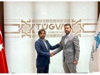 TÜGVA Nevşehir İl temsilciliğine Oğuzhan Alkan atandı