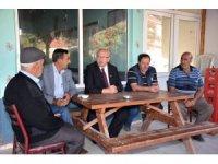 Başkan Kadir Albayrak vatandaşlarla buluştu