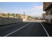 Şırnak Belediyesinin asfaltlama çalışmaları devam ediyor