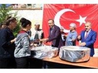 Seçen, Nevşehir Lisesi geleneksel 5.aşure günü etkinliğine katıldı