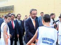 """Bakan Kasapoğlu: """"Spor, kötülüklerle mücadelede çok önemli bir enstrüman"""""""