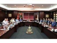 Venezuela Ankara Büyükelçisi ve Romanya Soimuş Belediye Başkanı'ndan GTO'ya ziyaret